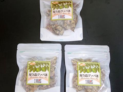 まろやか~屋久島グァバ茶(2g×6袋)3袋セット【お試しサイズ】