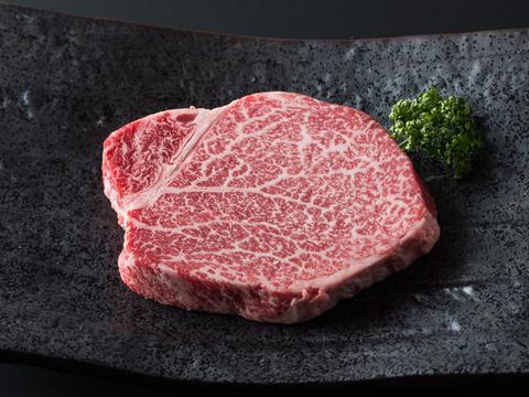 【ステーキ用 ヒレ(シャトーブリアン)】最高級A5ランク佐賀牛 (100g×2セット)
