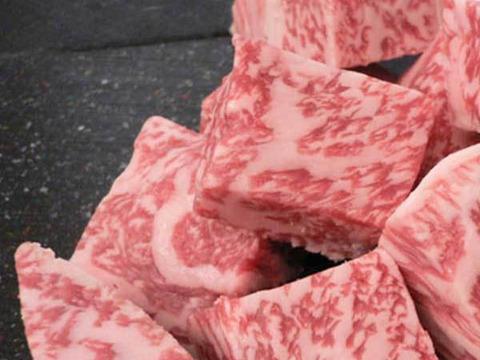 【カットステーキ】サーロインサイコロステーキ200g【焼き方付き♪】
