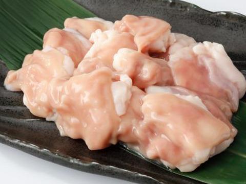 【下処理不要!】牛もつ400g(もつ鍋の素付き) 鍋・焼肉・BBQ・炒め物に!!