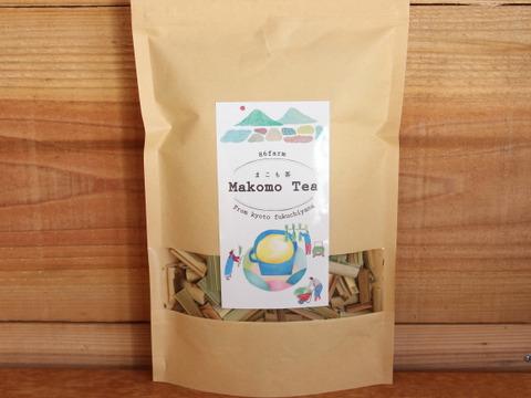 スッキリ爽やか!自然栽培まこも茶(40g×3袋)