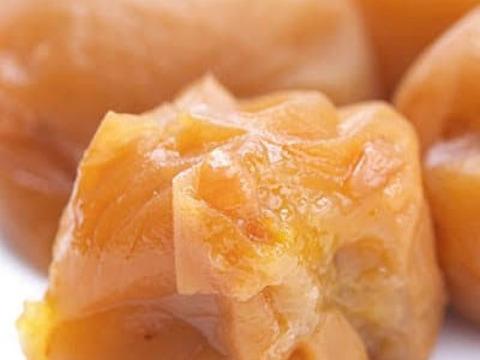 【数量限定】 紀州南高つぶれ梅3パック 国産はちみつ使用 甘くて食べやすい! はちみつ梅 紀州南高梅  (塩分7%)350g×3パック