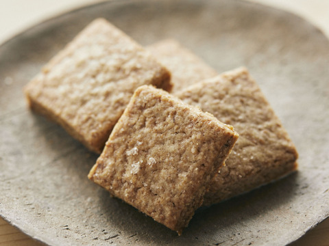 無肥料栽培小麦使用クッキーセット