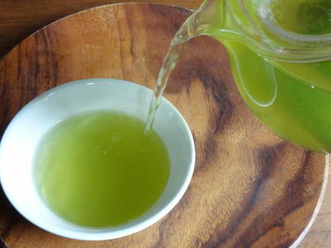 (*メール便送料360円)TeaBagまろやか緑茶! 特上深蒸しかぶせ茶【葉月】ティーパック(3g×18コ)(農薬・化学肥料・除草剤不使用)