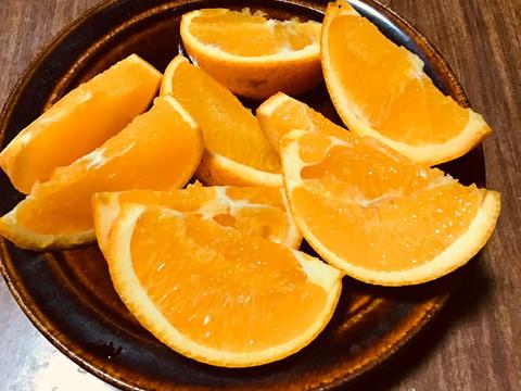 食べ比べセット*農薬不使用ネーブルオレンジ500g&青島みかん2キロセット