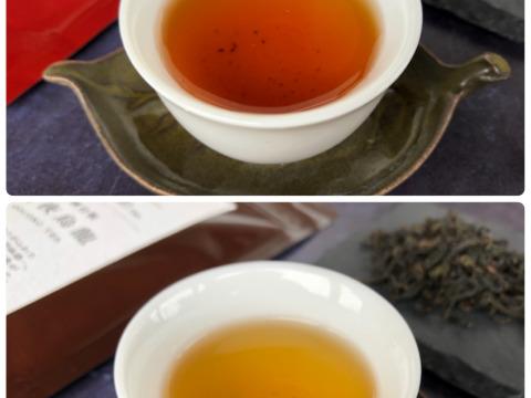気持ちを切り替えたい時の月夜烏龍・紅茶セット(各30g)