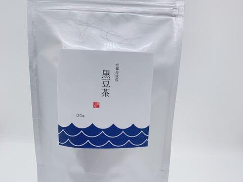 京都丹波黒豆茶と黒大豆セット