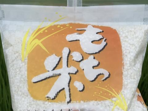 欲張り⁉︎もち米2kg、切り干し大根、生の白ゴマセット‼︎ [観光パンフ付き]