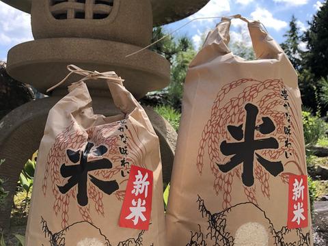 【新米ご予約開始】甘みのあるごはんをぜひ! 令和3年度産 新米🌾兵庫県丹波産コシヒカリ 白米9kg(玄米10kgを精米)
