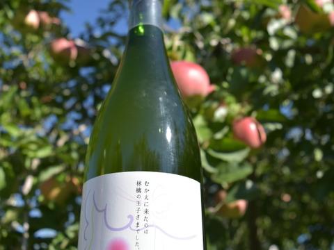 台風19号 災害復興支援 アップルシードル(辛口)✨りんごの発泡酒✨
