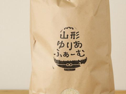 江戸時代から続く農家の11代目が作るブランド米『つや姫』 5kg 白米(米おこし付き)