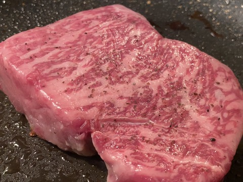 【初回価格】熊野牛・ステーキ3種食べ比べセット!!和歌山・天空の村産。数量限定!!