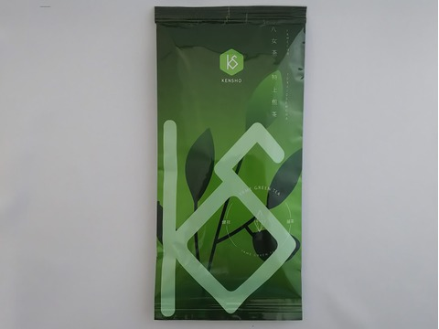 【ネコポス便】緑茶 八女茶 特上煎茶【2袋】