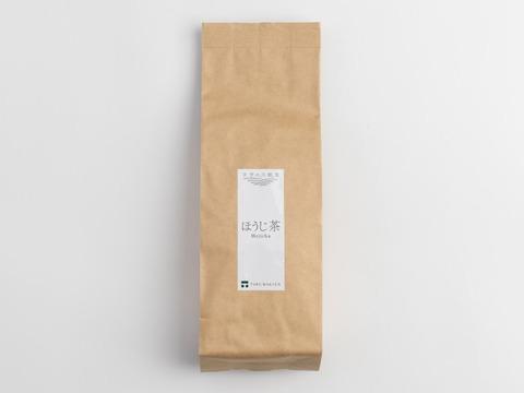 有機茶 川根茶 ほうじ茶 (内容量: 200g)