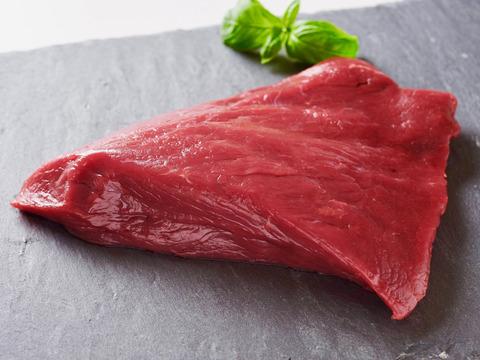 【400g】定番!赤身肉の女王【牛肉?馬肉?】【ダチョウ肉モモ】