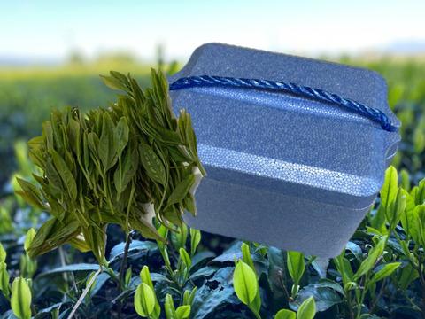 【自宅でMy緑茶】有機生茶で緑茶を作ろう!フライパン1つで自分好みの緑茶が作れる!200g/セット!