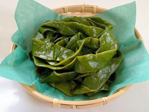 コリコリとした食感 茎わかめ300g×2パック (レターパック)