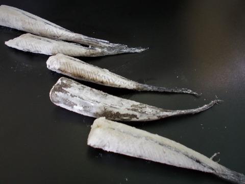 【🧑🤝🧑セット】メゴチ粉付き500g&豆アジ粉付き500g(唐揚げ、天ぷら、南蛮漬け用)