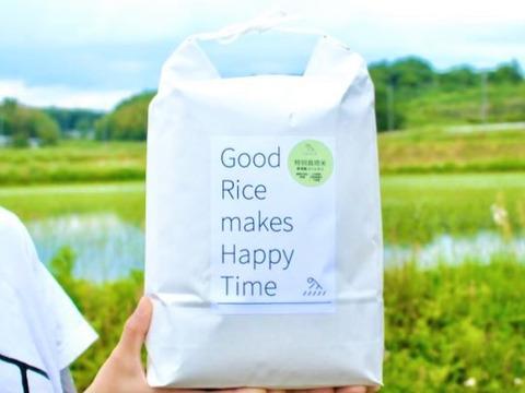 【 新米 !】【特別栽培米 5kg】濃厚!ハイグレードなコシヒカリ お米♪