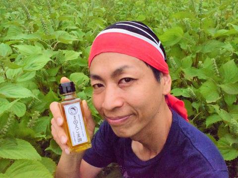 吉田ヒデヒト農園産【濃厚生えごま油】95g×6本