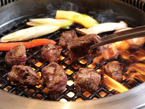 【サイコロステーキ用 サーロイン】最高級A5ランク佐賀牛 (500g)