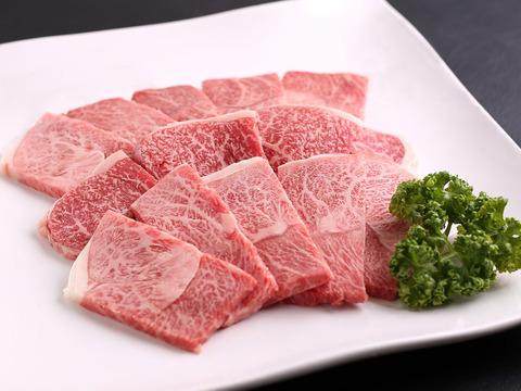 【焼肉用 カルビ】最高級A5ランク佐賀牛 (400g)