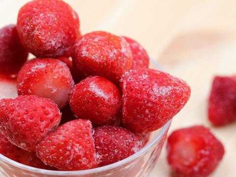 【冷凍イチゴ】お家で本格スイーツ作り!冷凍イチゴ(1kg)