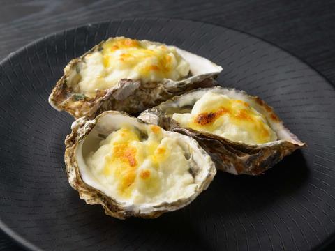 かなわのこだわり牡蠣グラタン+かなわ牡蠣たっぷり牡蠣ご飯の素