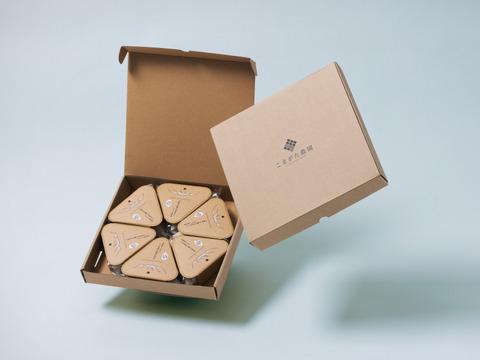 【夏ギフト】最高金賞受賞「こまがた家のお米」おにぎりパックギフトセット 1合× 6個 農薬・化学肥料不使用栽培米 (精米)