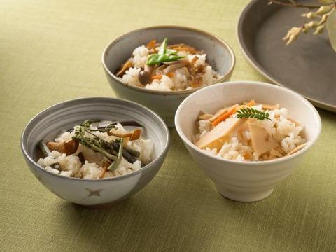 まとめ買い対応‼【山形県産 美味しい きのこ炊き込みご飯の素】2合用 2袋セット
