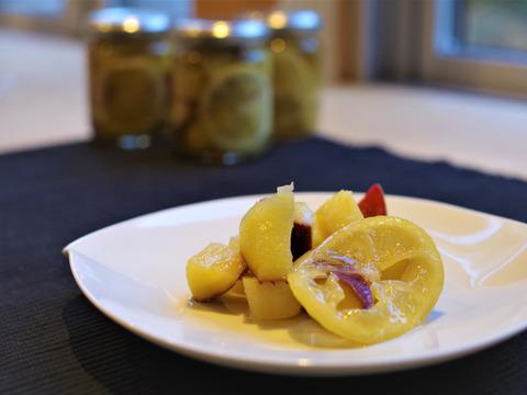 気軽にお酢を🍠🍋【おやつピクル酢 シリーズ第1弾】さつま芋スイートレモン味(2瓶160g)