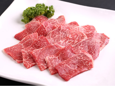 【焼肉用 赤身肉】最高級A5ランク佐賀牛 (150g)