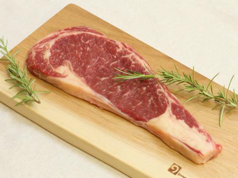 グラスフェッドビーフ(牧草牛) リブロースステーキ150g【低脂肪・低カロリー・ヘルシー】