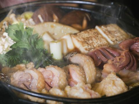 【夏ギフト】激うま‼超贅沢品!安曇野地鶏すき焼きセット2~3人前