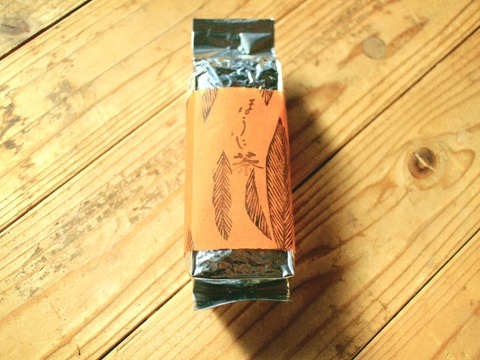 手土産にも最適 自然栽培一番摘み ほうじ茶