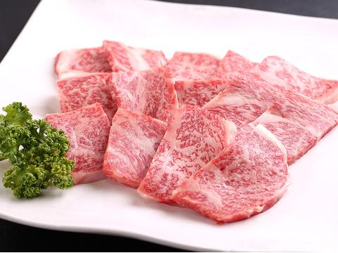 【焼肉用 ロース】最高級A5ランク佐賀牛 (150g)