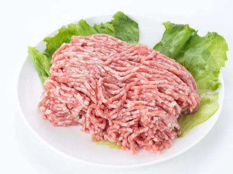 田んぼ豚ひき肉1kg(ごはんジャパンで放映!希少な豚肉です)
