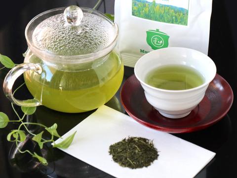 【2021年新茶販売開始!】【3袋セット】日本茶アワード 深蒸し茶 緑茶 品種 つゆひかり50g