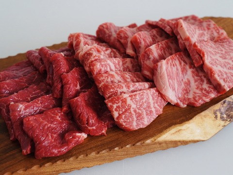 【お肉のコンシェルジュのオススメ】赤身セレクト!希少部位焼肉(450g/3-4人前)