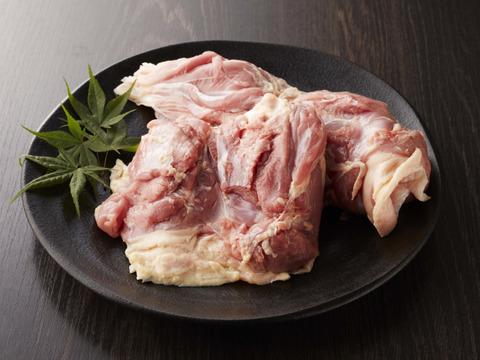 【超速フレッシュ!】捌きたて、安曇野産地鶏もも精肉2枚(900g~950g)