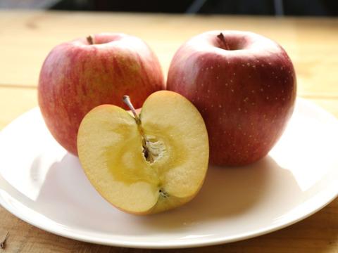 【macmic様専用】葉とらずフジ4.5kg+シナノゴールド2.5kg