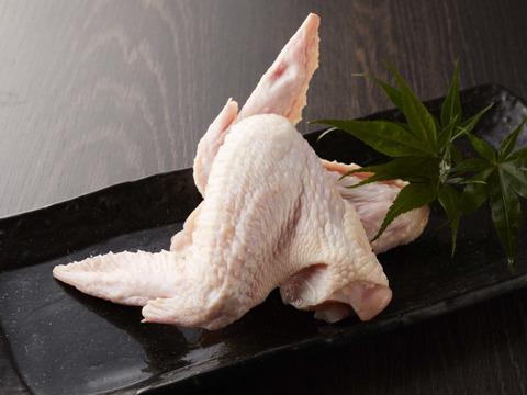 【超速フレッシュ!】捌きたて、安曇野産寿地鶏特大手羽6本(1000~1100g)