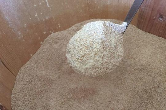 小麦ふすま粉 農林61号(ふすま1kg)