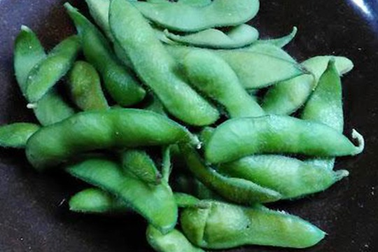 無農薬・無化学肥料のこだわり枝豆 1kg