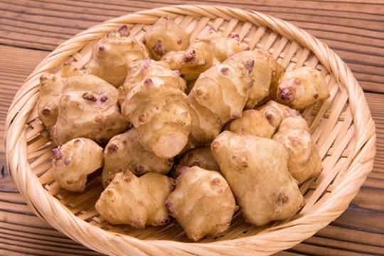 【無肥料・無農薬栽培】ほっこりな菊芋(1kg)