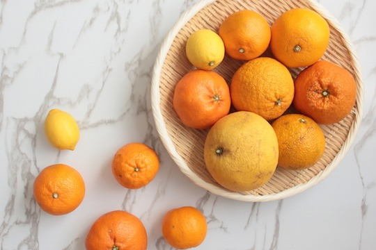 【有機JAS】良品*旬のフルーツ詰め合わせ(4kg)