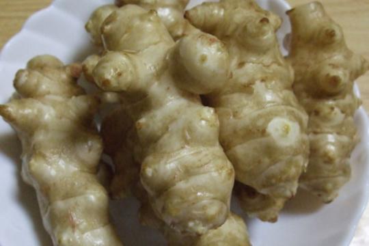 自然農法*大きくて甘い~*菊芋(1kg)