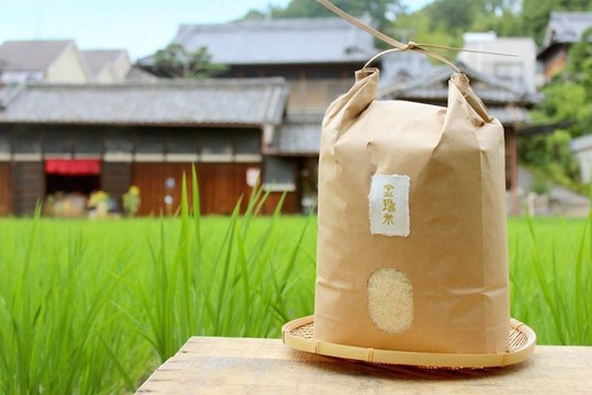【金鵄米/白米】冷めても美味しいヒノヒカリ きんしまい(2kg)