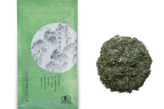 【有機栽培緑茶】やぶきたみどり(100g)