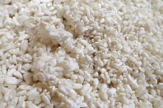 【甘酒・お味噌作りに】自然栽培米で作った白米生糀500g